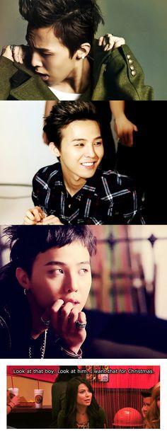 I want him .. <3 G-Dragon ♡ #BIGBANG