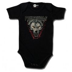Heavy Metal Baby & Kids Wear Clothes Body Suits Shirts and more. Suit Shirts, Band Shirts, Baby Kids Wear, Iconic Album Covers, England Shirt, King Shirt, Rock Outfits, Baby Size, Grey Shirt