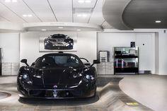 Maserati #MC12
