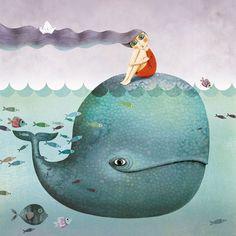 Marie Desbons ~ http://antre.me/illustratori/275-bivaet-vsakoe.html