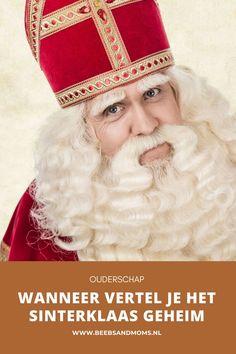 Op een bepaald moment komen veel Nederlandse ouders voor de keuze te staan om hun kind te vertellen dat Sinterklaas niet bestaat. Op welke leeftijd vertel je jouw kind dat Sinterklaas niet bestaat en hoe vertel je dat? Captain Hat, Hats, Om, Bebe, Hush Hush, Hat, Hipster Hat
