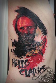 custom / unique / realistic by Zvaki Anubis Tattoo, Watercolor Tattoo, Portrait, Tattoos, Unique, Tatuajes, Headshot Photography, Tattoo, Portrait Paintings