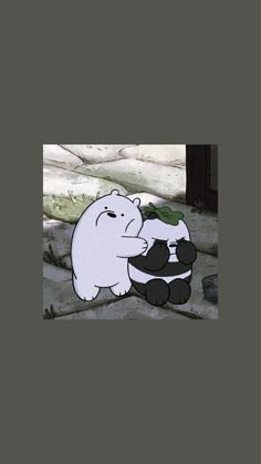 Cute Panda Wallpaper, Cartoon Wallpaper Iphone, Mood Wallpaper, Bear Wallpaper, Iphone Background Wallpaper, Cute Disney Wallpaper, Aesthetic Pastel Wallpaper, Kawaii Wallpaper, Galaxy Wallpaper