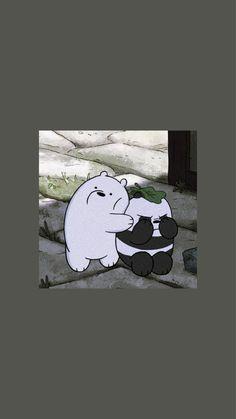 Cartoon Wallpaper Iphone, Cute Disney Wallpaper, Iphone Background Wallpaper, Cute Cartoon Wallpapers, Future Wallpaper, Bear Wallpaper, Cute Cartoon Pictures, Cartoon Profile Pics, We Bare Bears Wallpapers