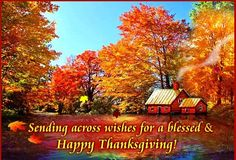 Thanksgiving Wishes Across The Miles... #thanksgiving #family