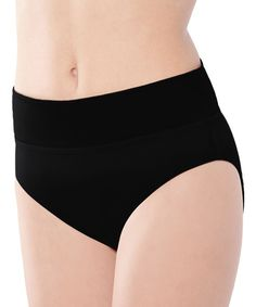Captiva Black Convertible High-Waist Bikini Bottoms | zulily  . $19.99 $54.00  size: size chart S M L XL Product Description:  These sassy bottoms inspire versatile styling with their neutral shade and modest-yet-flirty cut.      Top not included     85% nylon / 15% spandex     Hand wash     Imported