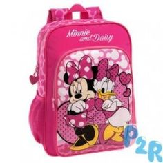 Mochila Minnie And Daisy