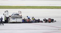 Reabre aeropuerto de Fort Lauderdale tras masacre...