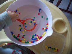 Beads fishing