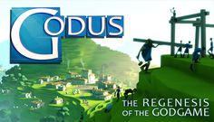 GODUS Beta coming to Steam Early Access 13th September 2013
