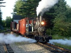Large Scale Central - Advanced Forum Detail Topic - Maine Narrow Gauge Museum