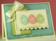Easter card/I could use hero arts egg stamps that I own.