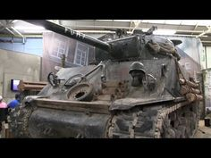 "The Sherman ""Easy Eight"" tank named Fury used in the Brad Pitt movie. Brad Pitt Movies, Holiday Service, High Holidays, Priyanka Chopra, Finland, Israel, Blessed, Germany, Military"