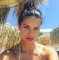 Adriana Lima's genius hack for cutting sugar cravings – Well+Good
