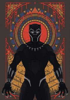 The Black Panther Marvel Comics, Marvel Comic Universe, Comics Universe, Marvel Heroes, Marvel Cinematic Universe, Marvel Avengers, Black Panther King, Black Panther Marvel, Jack Kirby