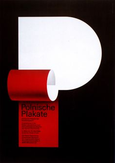 Pierre Mendell _ Exhibition of Polish poster artists (1985)
