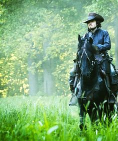 Athos - The Musketeers BBC