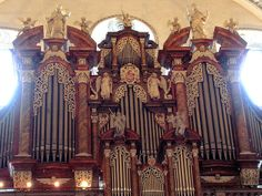 Salzburg Cathedral Organ | Salzburg - Cathedral Central Organ