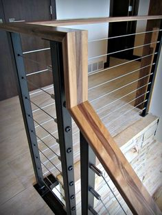 How beautiful is this custom staircase we did? https://www.facebook.com/straightlinedesign/timeline?ref=page_internal