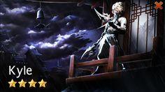 Seven Knights Special Summon - Kyle