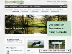 Clipped from la-normandie.info, guide de la région Normandie