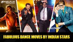 Check out Famous Dance Moves by Indian Stars. It also covers famous Nagina step by Sridevi. Don't miss other Fabulous Dance Steps.