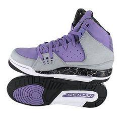 Nike Air Jordan SC-1 (GS) Girls Basketball Shoes 439655-008 Nike. $71.05