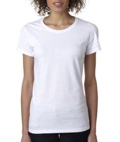 Wholesale Blank 5000L - Gildan Missy Fit Heavy Cotton T-Shirt | Buy in Bulk