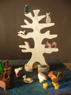 Nature Table - Waldorf
