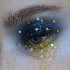 eye makeup oil free eye makeup remover makeup glitter makeup … – Eye make-up Makeup Goals, Makeup Kit, Makeup Inspo, Makeup Inspiration, Hair Makeup, Makeup Ideas, Nose Makeup, Witch Makeup, Makeup Trends