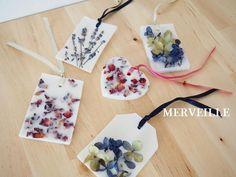 ★アロマワックスバー★ MERVEILLE ~handmade candle~