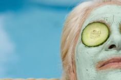 How to Make an Easy Cucumber Face Mask for Kids | eHow.com