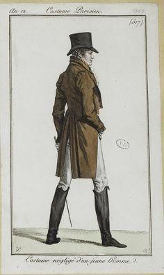 c.1803 costume parisien. 517