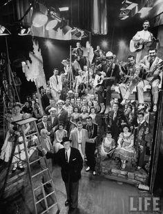 Grand Ole Opry Cast (circa 1950s)