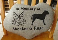 In memory of Shocker and Rage