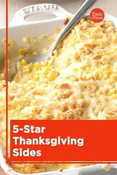 5-Star Thanksgiving Sides
