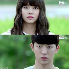 Who Are You: School 2015 Lee Eun-bi & Han Yi-ahn