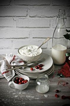 Pratos e Travessas: Caracóis de ricotta, arandos e pistáchios # Cranberry, ricotta and pistachio rolls | Food, photography and stories