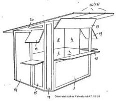 Verkaufsstand, Verkaufswagen, 6900 Seiten patente Ideen kaufen bei Hood.de - Autor BRASS COMPUTER