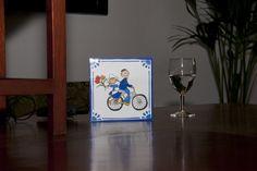 delft blue invitation wedding