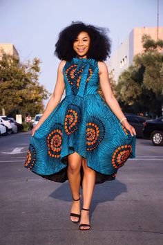 Slaying is a hobby for every beautiful fashionista, especially when you're about to slay in these Latest Ankara Styles For Ladies That Slay. African Fashion Designers, Latest African Fashion Dresses, African Dresses For Women, African Print Dresses, African Print Fashion, Africa Fashion, African Attire, African Wear, African Prints