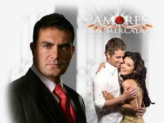 Amores de mercado es una telenovela Colombiana producida por RTI Producciones para Telemundo. Protagonizada por Paola Rey y Michel Brown ...