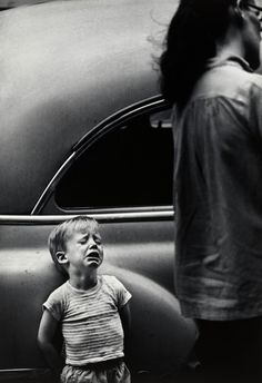 Dave Heath (Canadian, born United States, 1931) 'New York City, 1962'