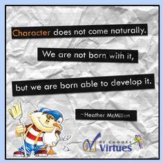 Teaching Morals to a Kindergartener (featuring the We Choose Virtues Homeschool Kit)