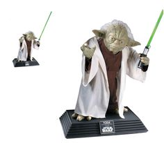 Life Size Yoda Statue