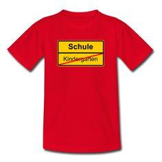 Der Klassiker als Geschenk für den Kindergartenabschied! Du kannst T-Shirt und Farbe auf meiner Seite selbst frei wählen. Außerdem findest du dort noch viele weitere schöne Geschenkideen für den Abschied aus dem Kindergarten und für die Einschulung! http://www.achistdasnett.com/einschulung.html