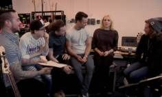 As McBusted prepare to complete their UK tour, DJ and friend of the band, Fearne Cotton has been granted unprecedented access into the lives of this super group for 'Fearne and McBusted', Shown on ITV2 HD Featuring: Fearne Cotton,Matt Willis,Harry Judd,Danny Jones,Tom Fletcher,Dougie Poynter When: 22 May 2014 Credit: Supplied by WENN **WENN does not claim any ownership including but not limited to Copyright or License