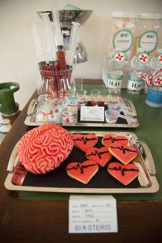 decoraciones fiestas de medicos - Buscar con Google
