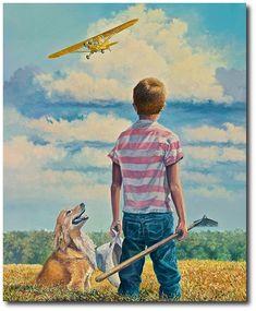 Aviation and Maritime Art of Rick Herter J3 Cub, Pilot Tattoo, Piper Aircraft, Bush Pilot, Close Air Support, Airplane Photography, Private Plane, Air Festival, Aviation Art