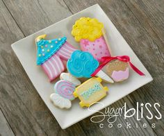 Country Fair Cookies